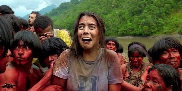 Green Inferno, зеленый ад, Ад каннибалов, лучший фильм ужасов 2015