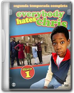 Todas Temporadas Todo mundo odeia o Chris Dublado