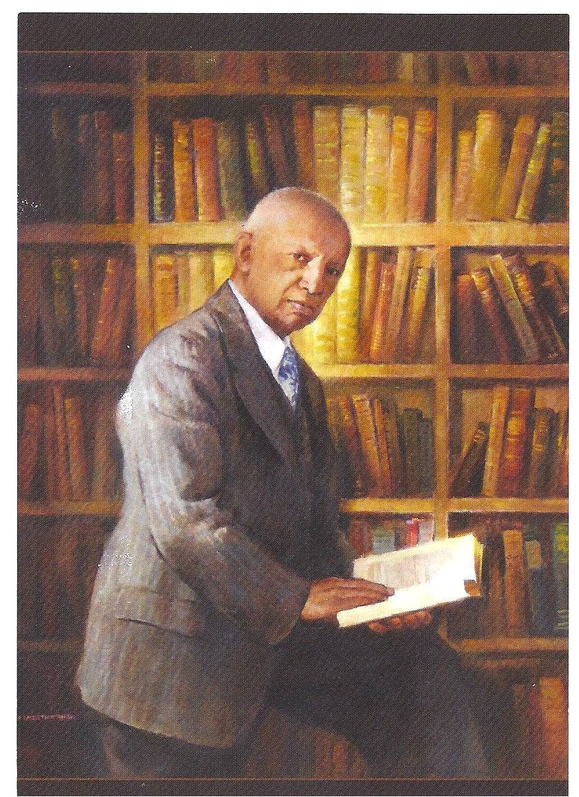 dr carter g woodson When there were no academic journals to counter racist scholarship, dr carter g woodson created one when no professional presses would accept materials about african americans, he founded.