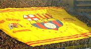 Banderas de Barcelona Sporting Club . Banco de Imagenes de Barcelona . (fotos banderas barcelona sporting club guayaquil ecuador)