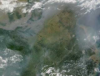 Los gases contaminantes no respetan fronteras