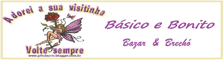 Básico & Bonito Bazar & Brechó