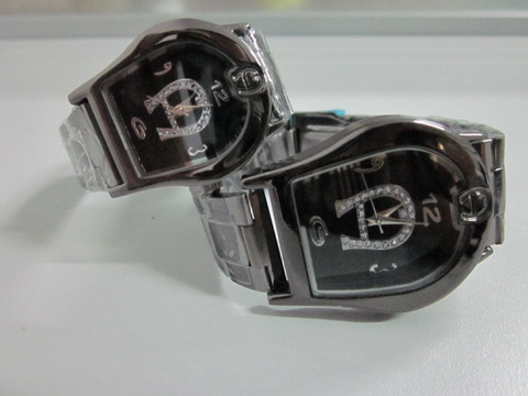 Evelyn Collection AIGNER COUPLE STAINLESS AG 128