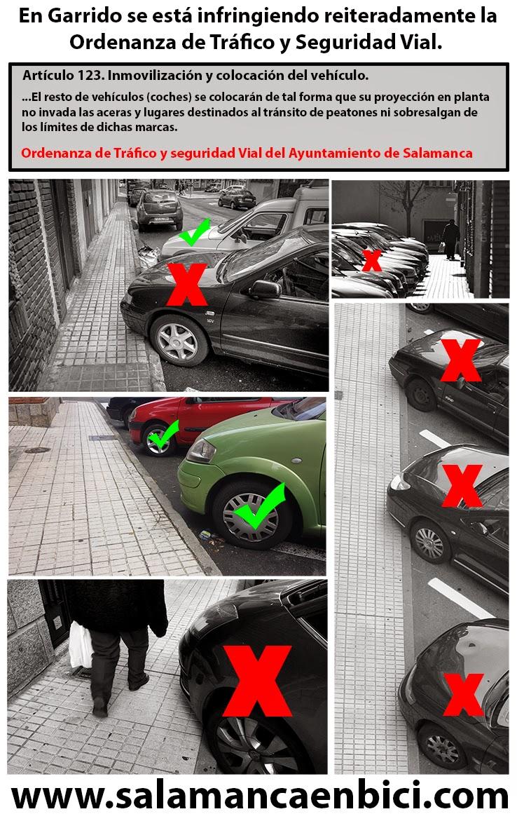 movilidad sostenible salamanca