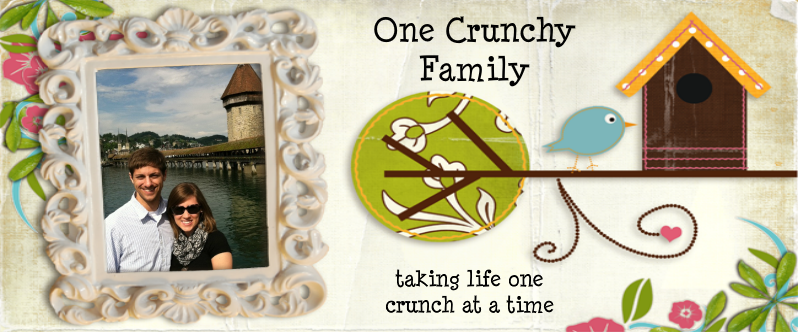 One Crunchy Family