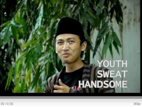 Video Unik Tiruan Iklan Pocari Sweat Versi Cowok Jawa