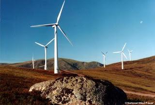 molinos generar energia electrica