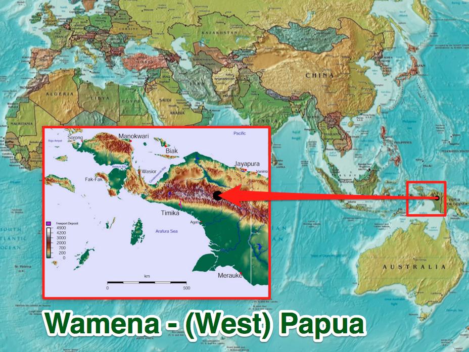 Wamena - (West) Papua