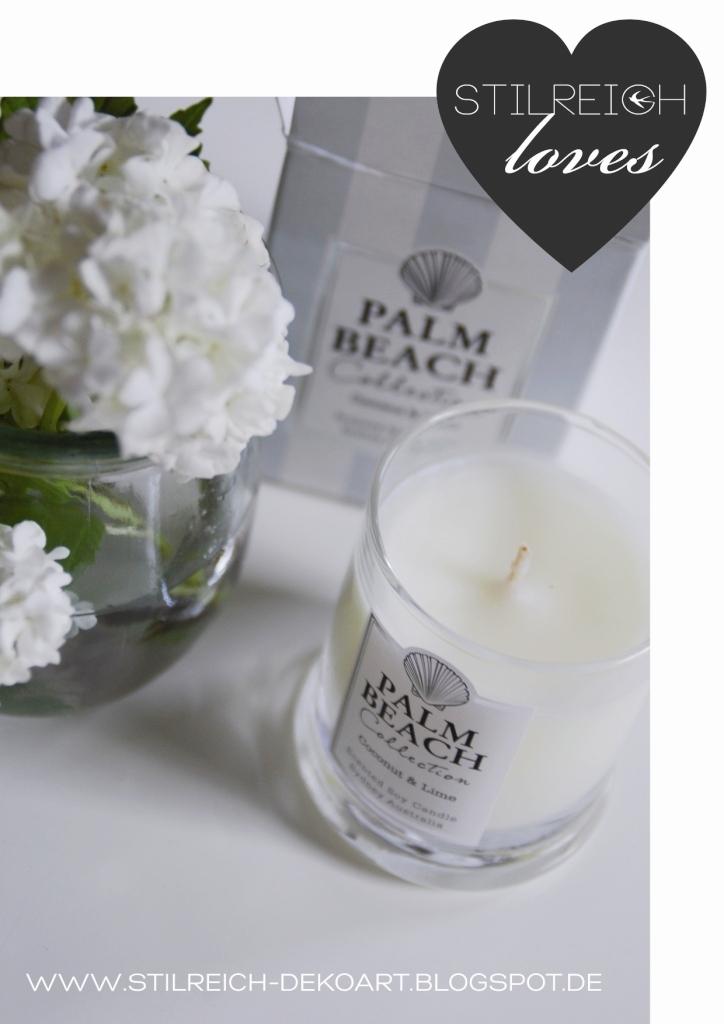 Stilreich loves palm beach candles s t i l r e i c h blog - Stilreich blog ...