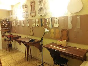 Curso de Construção de Violinos