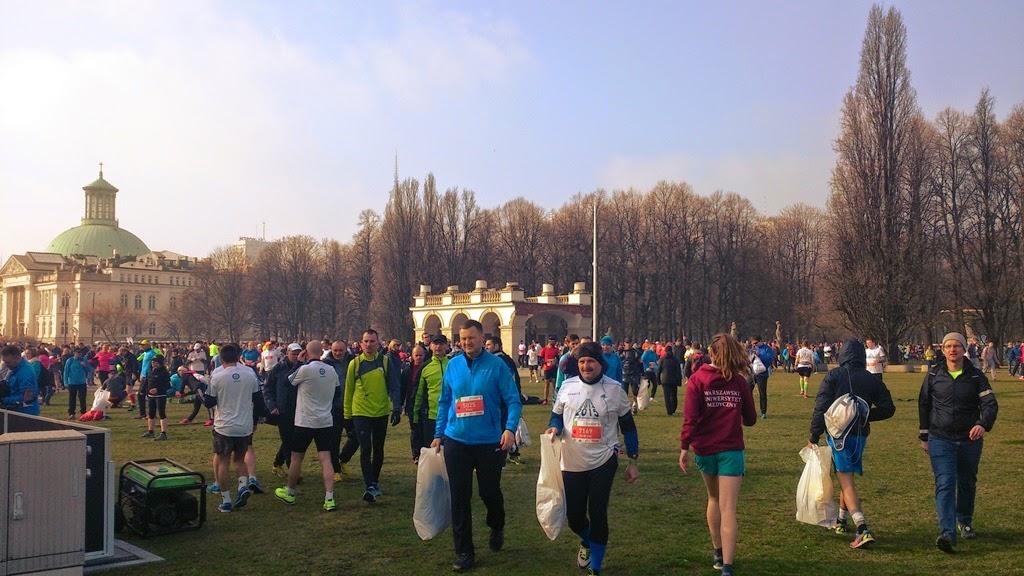 10. Półmaraton Warszawski
