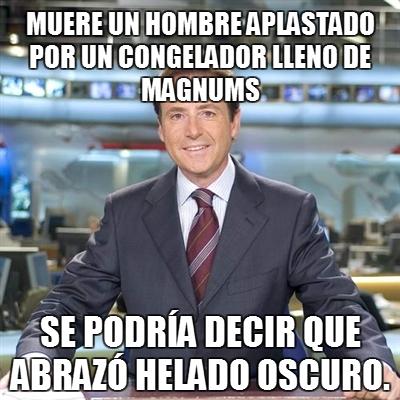 Memes de humor: Matías Prats (IV)