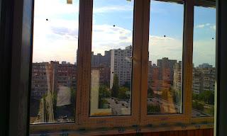 balkon pod klych