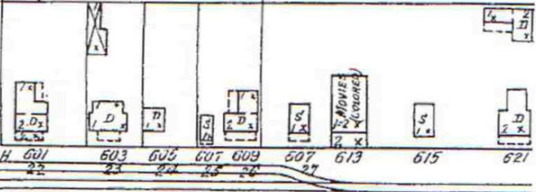 1924 Sanborn