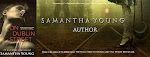 To Return to Samantha Young's Official Blog Click on the Banner Below
