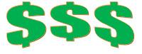 Simbolo do dinheiro $$ - dinheiro