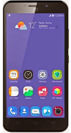 ZTE Grand S3 Android