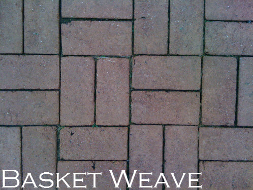 Design 40 Brick Paver Patterns Thinking Outside The Boxwood Adorable Brick Paver Patterns