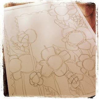 Art Journal Page by Catherine Scanlon