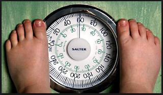 berat badan menurun drastis