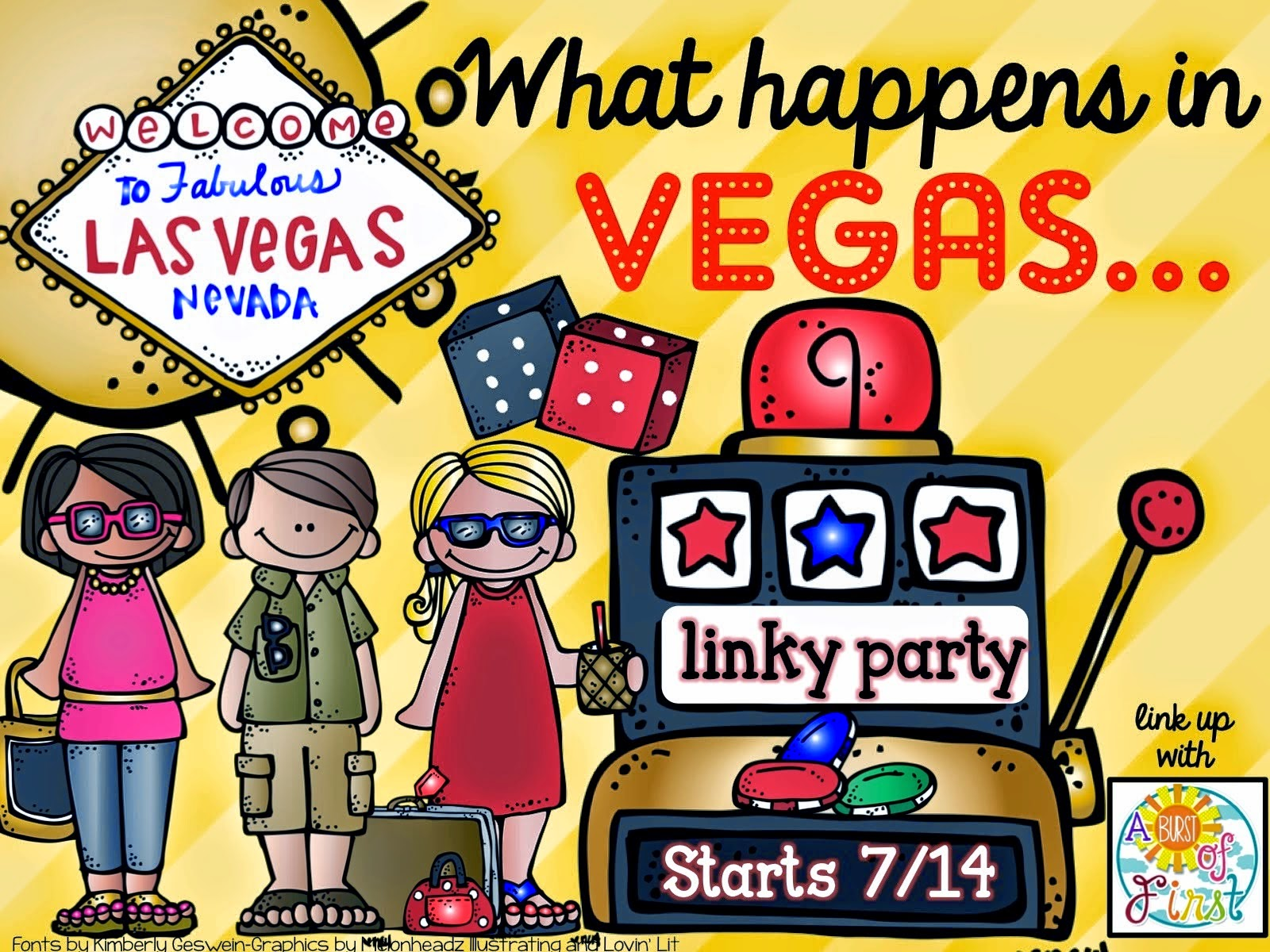 TpT Vegas Linky Party