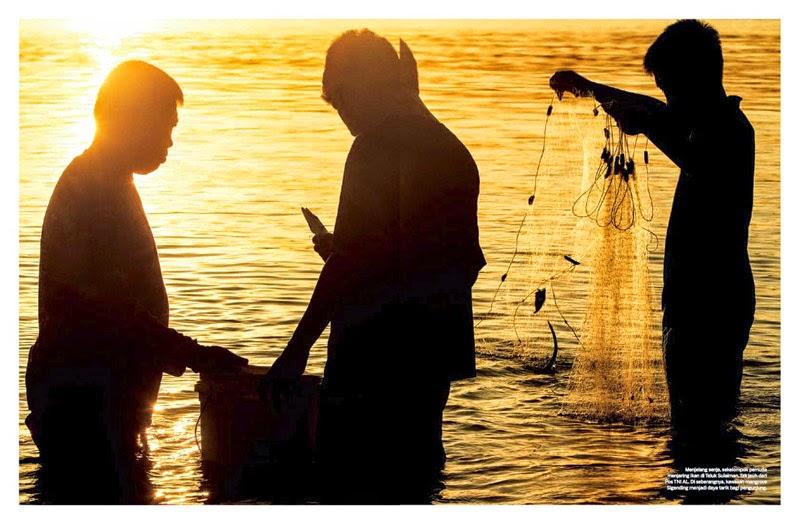 Berau Indonesia  city photo : Berau Kalimantan Timur : National Geographic Traveler Indonesia April ...