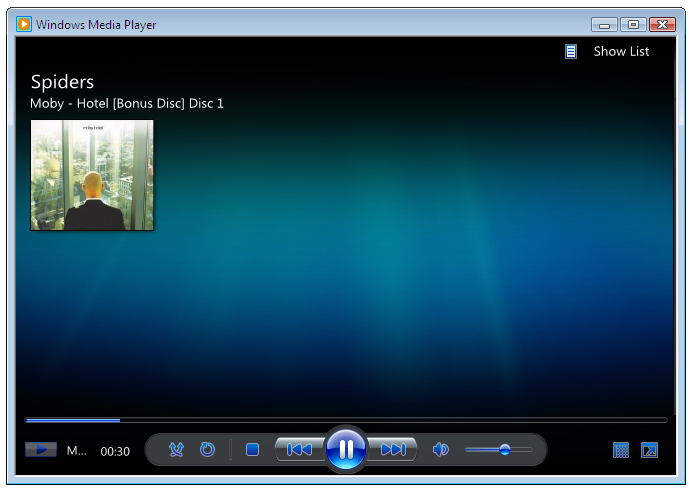 windows media player 12 for win7 free