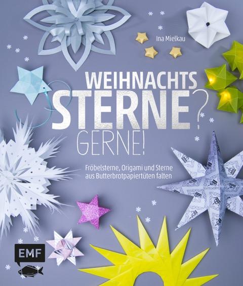 Mein Sterne Bastelbuch