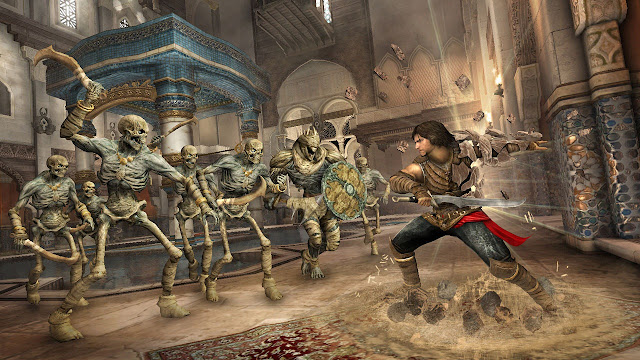 Download Prince of Persia Sands of Time Highly Compressed File