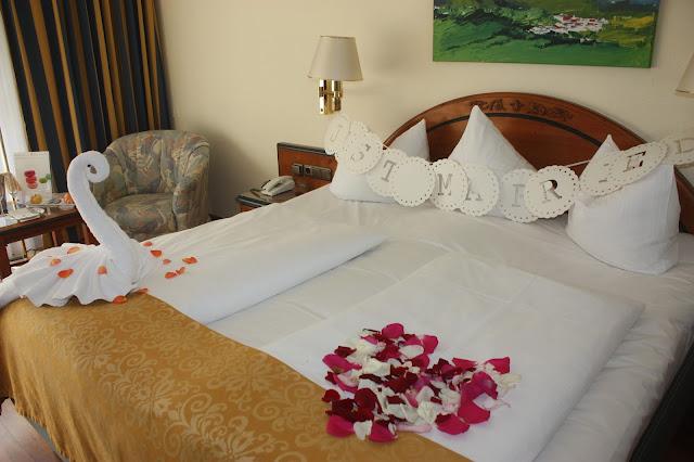 Honeymoon-Zimmer im Riessersee Hotel Garmisch-Partenkirchen