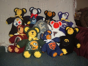 Birgit&#39;s Bears, Crochets and other Neat kNits.