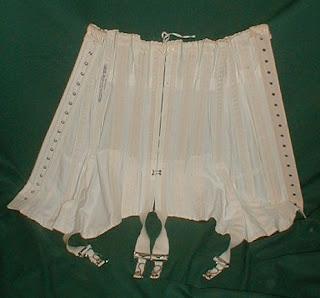 all the pretty dresses titanic era corset