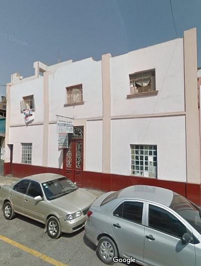 Escuela ALFONSO UGARTE - Breña