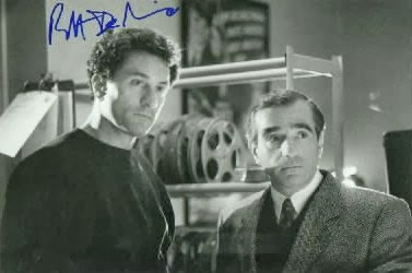 Martin Scorsese and Robert De Niro in Guilty by Suspicion