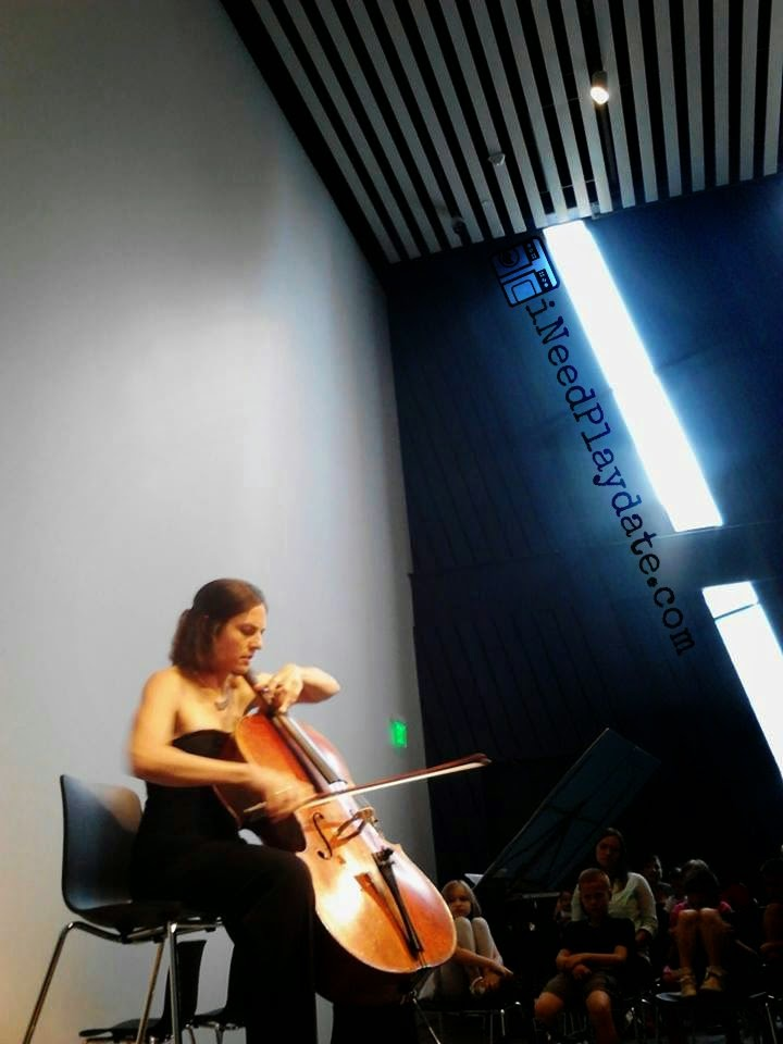 Triple Scoop with Chamberfest at Cleveland's Museum of Contemporary