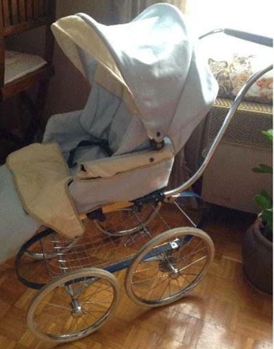 silla paseo bebé inglesita