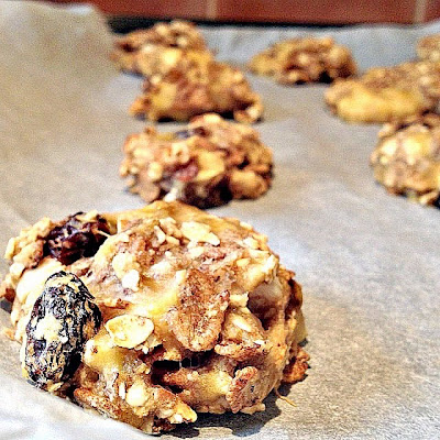 Easy breakfast cookie
