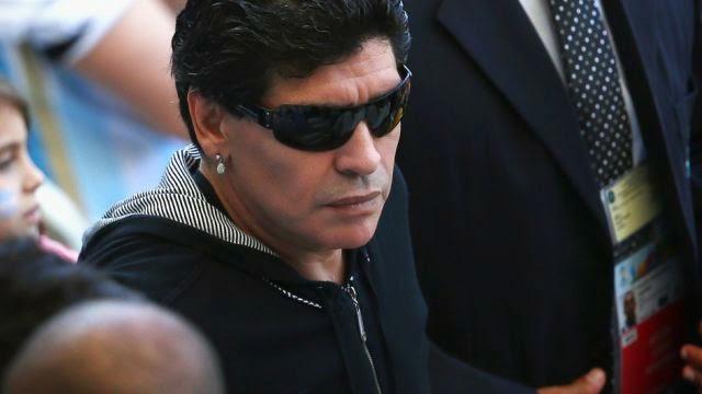 Maradona confirma que Pelé es el mejor de la historia