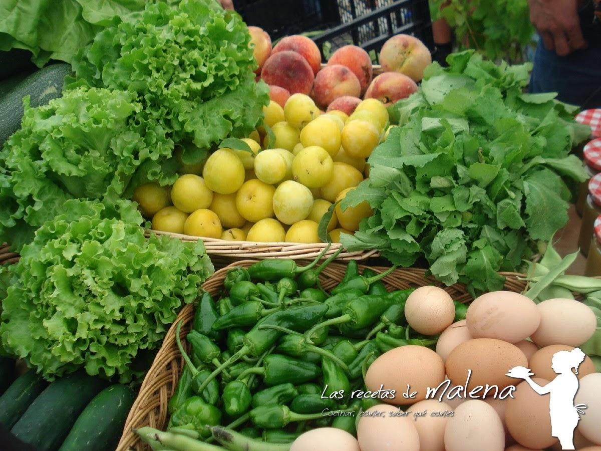Alimentación ecológica. Una apuesta de futuro