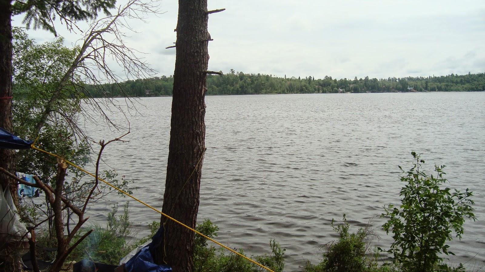 Rumo Ao Canad U00e1   Caliper Lake  Ont U00e1rio