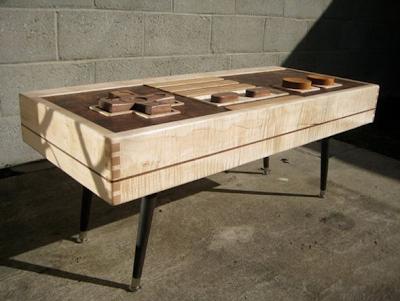 diseño mesa de centro