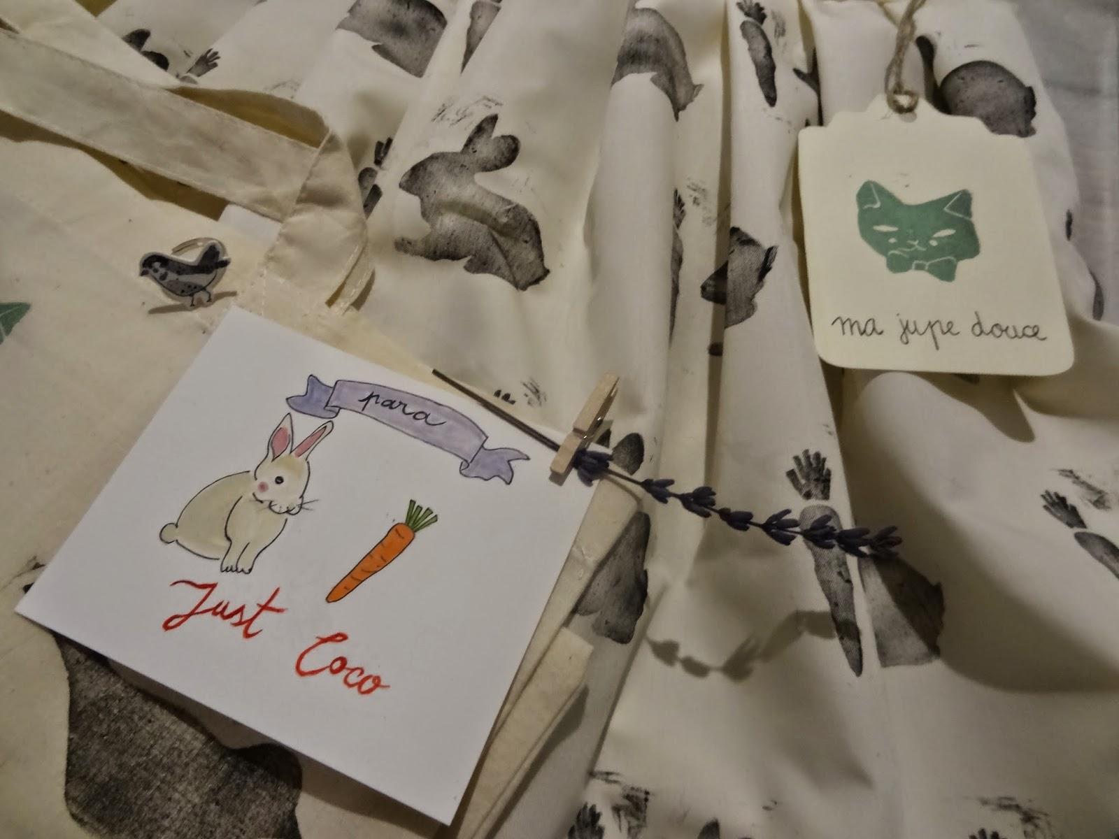 packing embalaje tags tarjetas etiquetas handmade hecho a mano rabbits carrot lavender lavanda