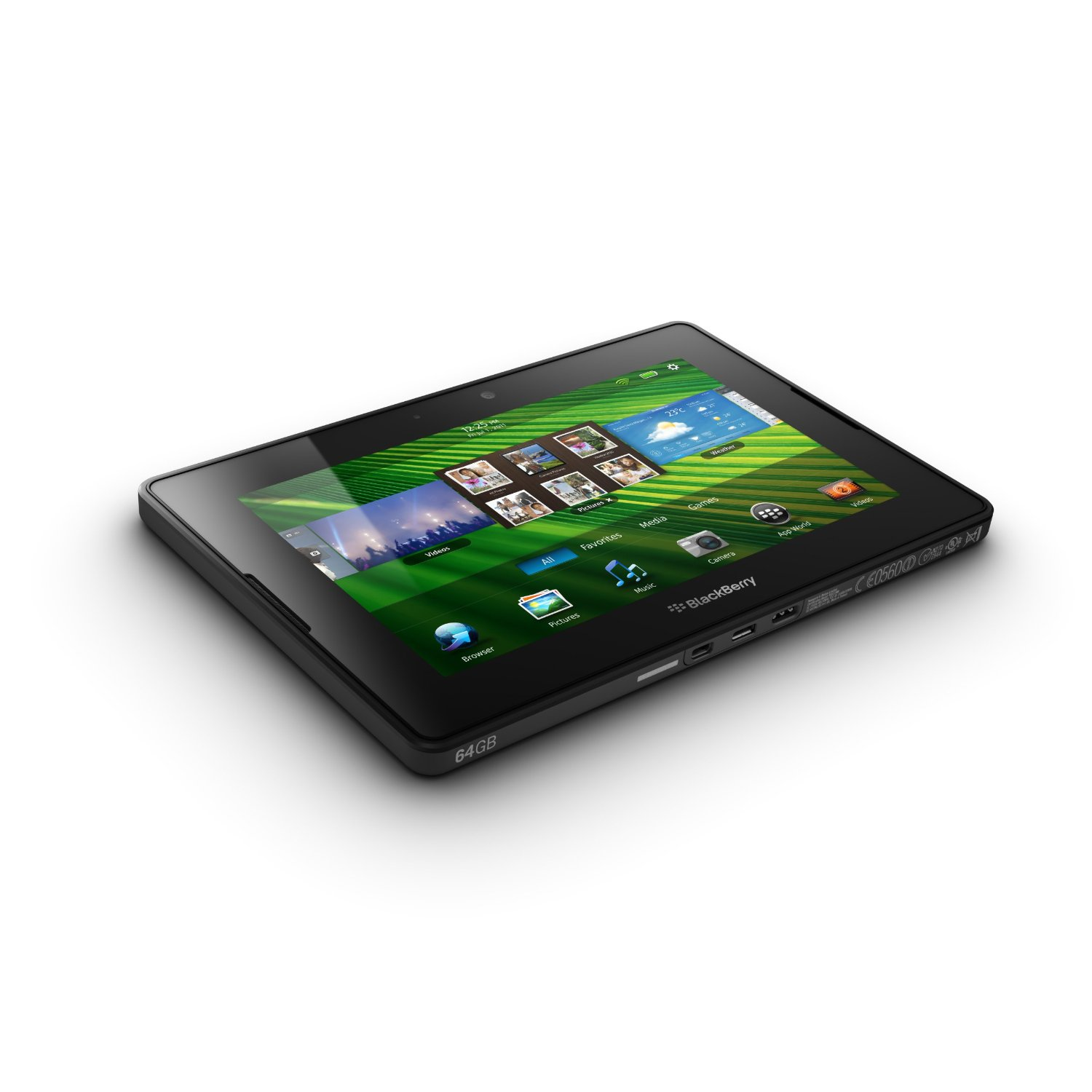 tablet blackberry playbook pc 7-inch 16gb review