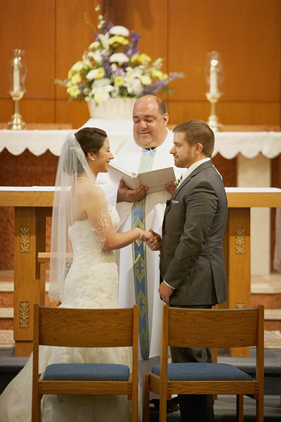 St Mary and Martha Church wedding
