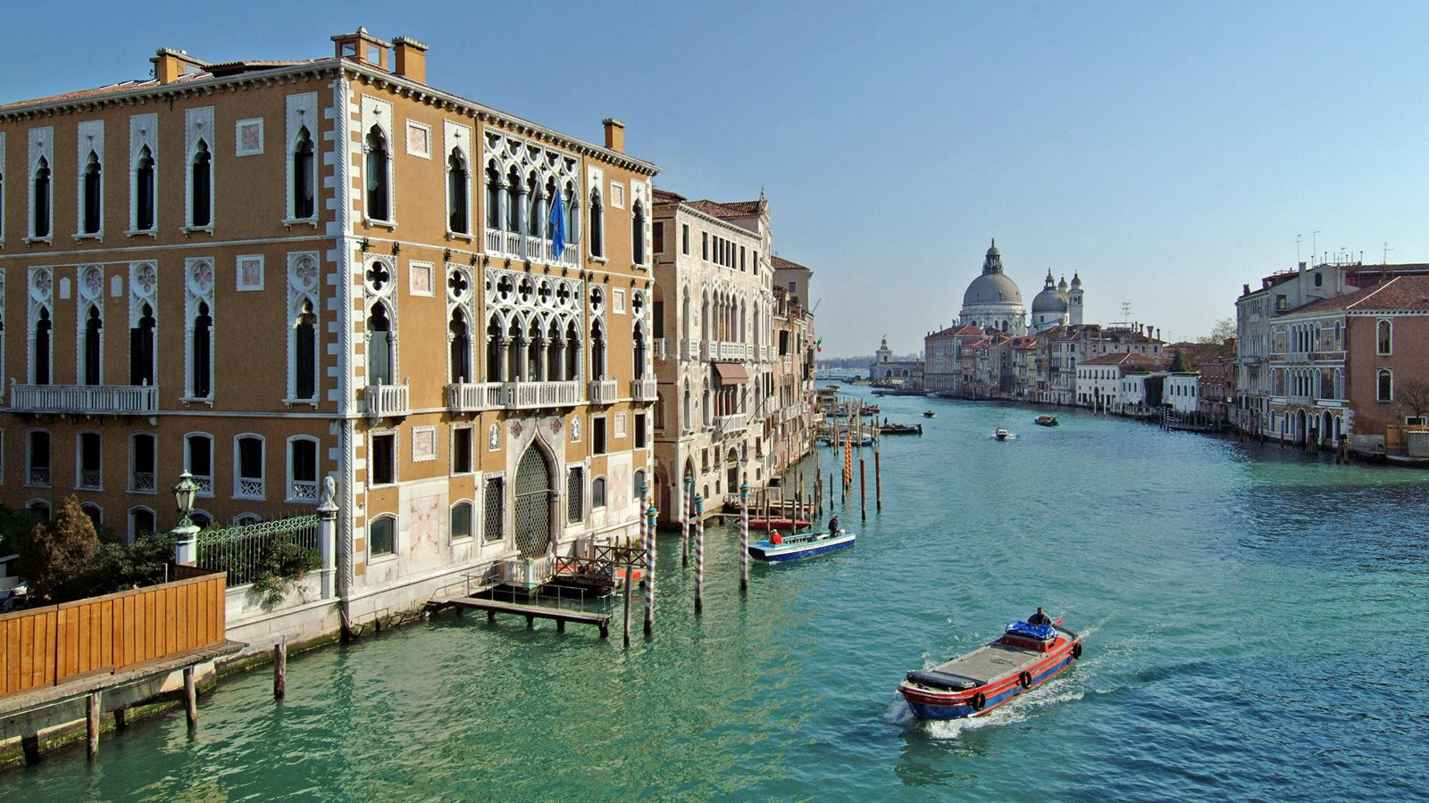 The Gritti Palace in Venice