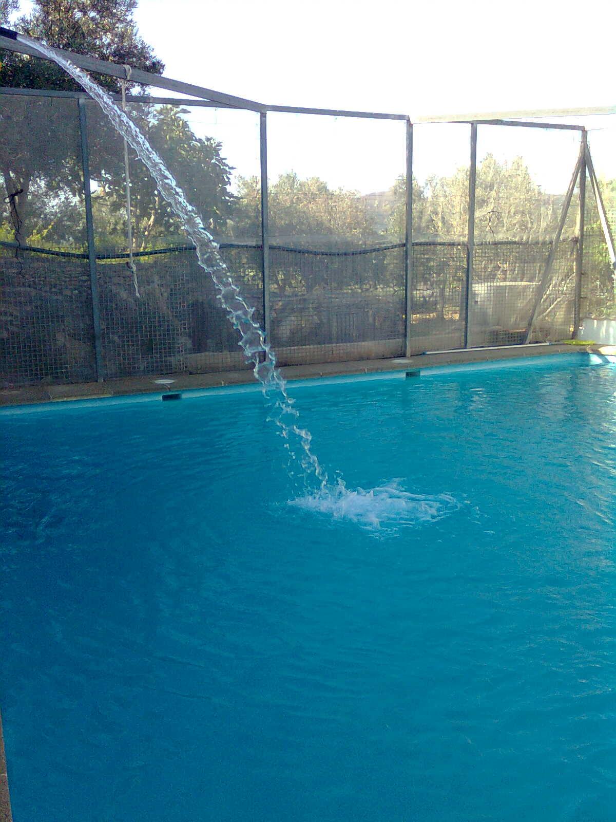 Vi a lagarita la piscina for Bajar ph piscina