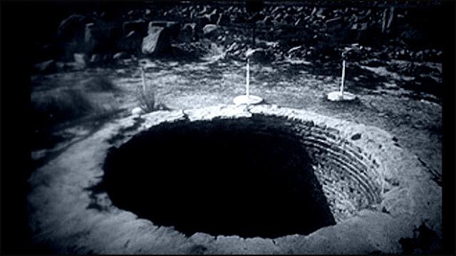 """""""Είσοδος"""" στο Άγνωστο ή απλά μια τρύπα;"""