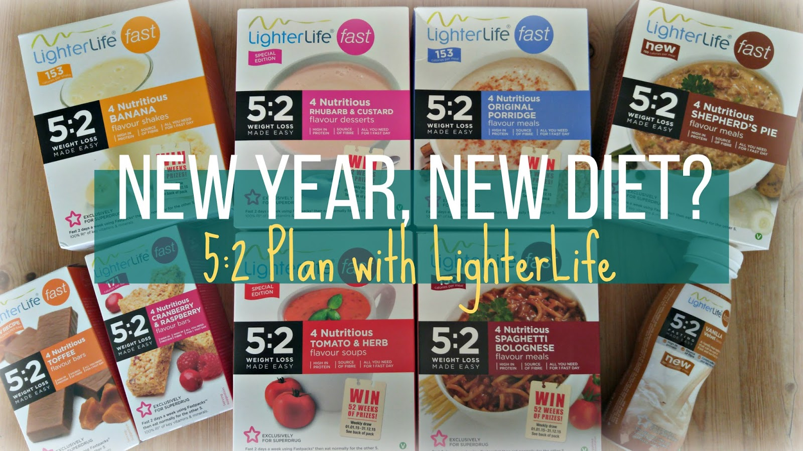Lighterlife fast plan review