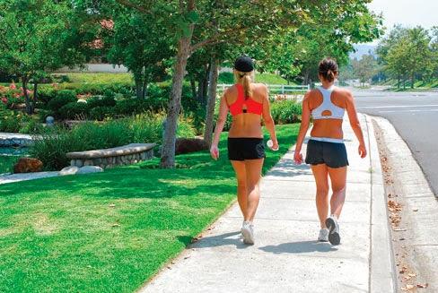 Mulheres que praticam exercícios moderados diminuem chance de acidente vascular cerebral