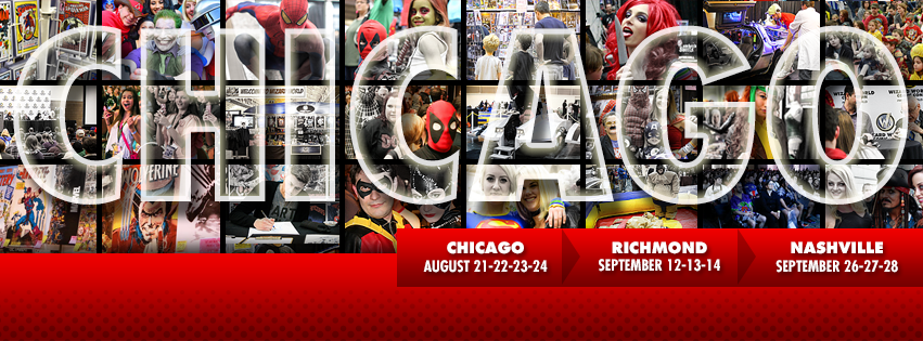 Wizard World Chicago Comic Con 2014 Guide
